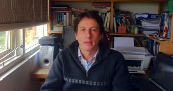 """Roberto Celedón, actualmente se dedica a su Fundación """"Crea Equidad"""""""