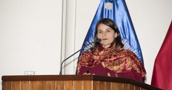 Camila Valenzuela Moguillansky, investigadora adjunta del CEAR