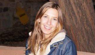 Guila Sosman egresada 2012, psicóloga especializada en jurídica y forense