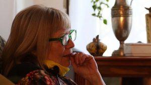 Francesca Lombardo, Psicoanalista, Doctora en Filosofía por la Universidad de París I- se destacó por sus labores docentes en pre y postgrado, así como por su diálogo permanente con el mundo de la filosofía, las artes escénicas, la política, la memoria y la salud pública del país.