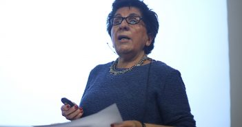 María Isabel Toledo, académica e investigadora de la Facultad de Psicología UDP