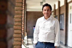 Ph.D. Christian Salas Riquelme, investigador del Laboratorio en Neurociencia Cognitiva y Social (LaNCyS), es el investigador principal de este proyecto de iniciación Fondecyt