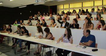 Asistentes de distintas organizaciones públicas y privadas fueron parte de este Seminario