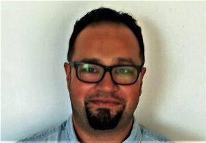 Psicólogo Pedro Castro, Delegado de Delitos Sexuales y Violencia Intrafamiliar, en el área de Libertad Vigilada.