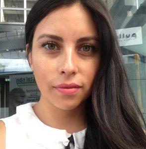 Catalina Paulsen, egresada 2014